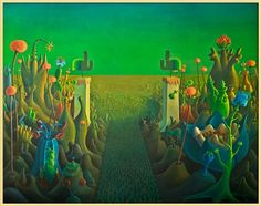 erich brauer - Google Search Rudolf Hausner, Drawing Tutorials, Surrealism, Art Pieces, Animation, Colors, Vienna, Painting, Austria