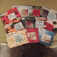 35 Inspiring open when letters made by YOU - LDR Magazine