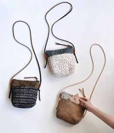 """Mi piace"": 2,756, commenti: 86 - arounna (@bookhou) su Instagram: ""I love these new bags - they are headed with me to #pucespop and I'll make some for the shop update…"""