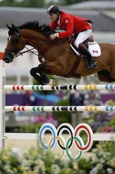 Equestrian Jumping - Rio Olympic Games 2016