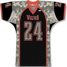 faff57470e7 Sublimated football uniforms, sublimated football jerseys, sublimated football  pants. Our custom graphic design