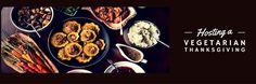 Tips on Hosting a Vegetarian for Thanksgiving