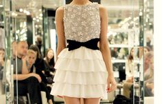 This is a dress by Azzaro from S/S '11
