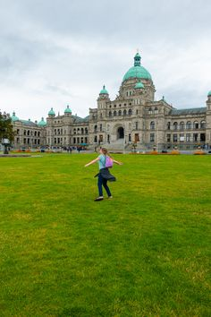 We just got back from an amazing month in Victoria, B. Victoria B, Visit Victoria, Travel With Kids, Family Travel, Biggest Cruise Ship, Port Angeles, Cruise Excursions, Things To Do, Good Things