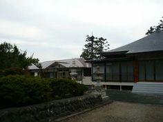 Temple on Sado island