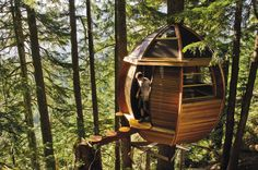 5 | 13 Of The World's Coolest Treehouses | Co.Design | business + design