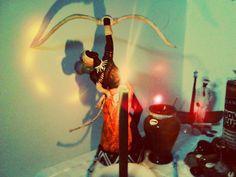 Rei de Ketu , Caboclo da mata Odé Odé [...]