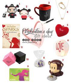 Regali Low Cost San Valentino 2014 - 11 idee regalo sotto i 15 euro #valentinesday #sanvalentino #ideeregalo #gift #lowcost