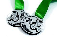 Medale zawody rowerowe