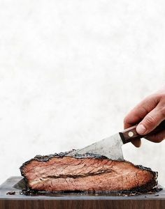 12 Food Styling Tips - Strip Steak With Knife