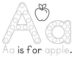 a heart for home free printable aa is for apple tot preschool pack
