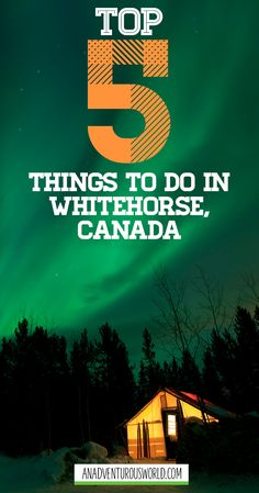 From kayaking the incredible Yukon River to hiking along Miles Canyon, these are the top 5 things to do in and around Whitehorse in Canada. World Travel Guide, Travel Guides, Travel Tips, Quebec, Montreal, Yukon Canada, Canada Eh, Toronto, Yukon River