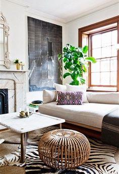 Mix and match: interieurstijlen - Residence