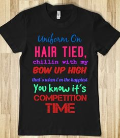 cheerleading competition t-shirt - xoxobrittnidesigns - Skreened T-shirts, Organic Shirts, Hoodies, Kids Tees, Baby One-Pieces and Tote Bags Custom T-Shirts, Organic Shirts, Hoodies, Novelty Gifts, Kids Apparel, Baby One-Pieces | Skreened - Ethical Custom Apparel