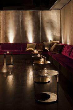 Great VIP area design – Pretty Please Lounge bar in Melbourne designed by Travis Walton Lounge Design, Bar Lounge, Hookah Lounge Decor, Lounge Club, Lounge Chair, Design Hotel, Deco Disco, Design Bar Restaurant, Luxury Restaurant