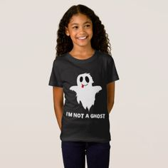 Mocking not to ghost halloween ghost - I'm T-Shirt - holidays diy custom design cyo holiday family