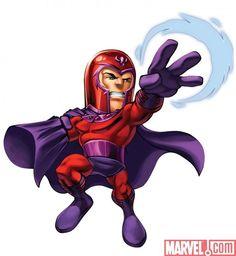 Magneto   Marvel Super Hero Squad Magneto