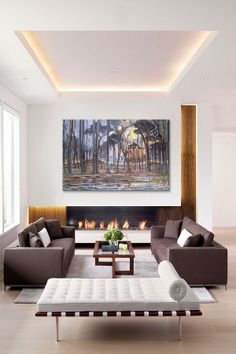 Living Room Ceiling Design Beauteous Impressive Living Room Ceiling Designs You Need To See  Tv Wall Inspiration Design