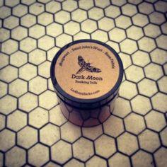 Dark Moon Soaking Salts Plant Magic + Medicine Healing Bath Herbal Remedy  http://www.laabejaherbs.com/shop--apothecary-standards.html