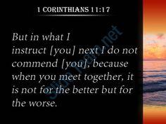 1 corinthians 11 17 your meetings do more powerpoint church sermon Slide04  http://www.slideteam.net/