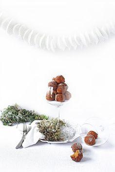 Pratos e Travessas: Pumpkin Filhoses # White Christmas | Food, photography and stories