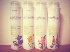 Maternatura Floral Hair care range