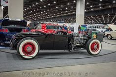2015 Detroit Autorama Part 2: Coverage Brought To You By The Stray Kat 500