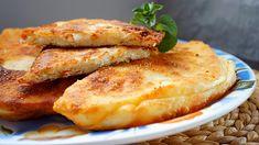 Τηγανόψωμα Greek Cheese Pie, Cheese Pies, Greek Cooking, Christmas Time, Fries, Bread, Geo, Recipes, Cheese Tarts