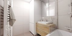 Elegantný 3 izbový byt v projekteČerešne, ktorý Vás osloví svojou harmóniou farieb a materiálov, je najnovší interiér z našej dielne.