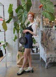 Ulzzang Fashion, Korean Fashion, Ulzzang Style, Byun Jungha, Korean Model, Korean Style, Korean Ulzzang, 3ce, Stylenanda