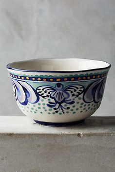 Marcille Bowl - anthropologie.com