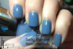 LacqLustre.com: Sally Hansen Resurrection