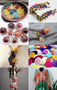 Summer trend gifts :) by Handan Çalık on Etsy--Pinned with TreasuryPin.com