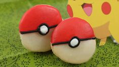 How to Make Pokemon X and Y Macarons
