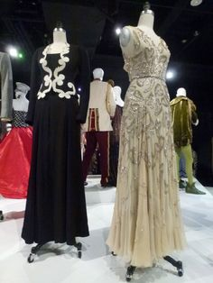 """More """"W.E."""" costumes, copied from the Duchess of Windsor's real life wardrobe."""
