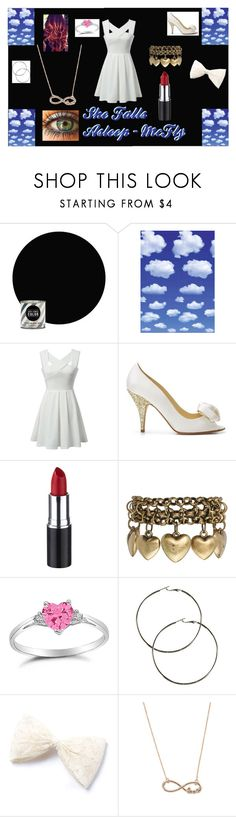 """""""She Falls Asleep ~ McFly"""" by redheadmahomiemidnightredaustin ❤ liked on Polyvore featuring Brewster Home Fashions, Kate Spade, All For Eve, Jamie Jewellery, Forever 21 and With Love From CA"""