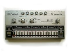 Roland TR-606 drum machine