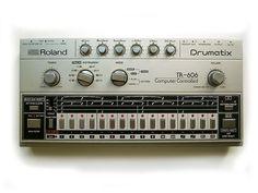 Roland TR-606 drum machine