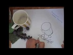 Contour Line Drawing Eye : Contour line drawing youtube instructional video. five minute
