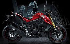 Tudo de Motos: Yamaha apresenta a M-150 Slaz, uma street esportiva. Ou seria ao contrário?