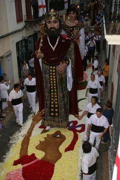 Corpus de Sitges,  Garraf  Catalonia