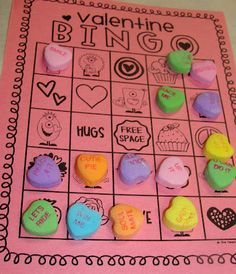 Valentine Bingo!