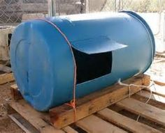 Plastic Barrel Dog House Design Wwwpicsbudcom