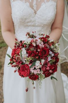 Kate Dennehy and Richard Reed moved their wedding from April 2020 to August, keeping guests safe with a cleaning rota! Click the link to view the full wedding album! Wedding Album, Wedding Shoot, Wedding Day, Cleaning Rota, Maroon Wedding, Maroon Color, Color Schemes, Red And White, Floral Design