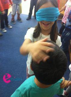 «Εγώ είμαι...»: κινητικά παιχνίδια - Elniplex Beginning Of The School Year
