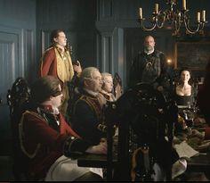 Silver Screen Surroundings: #Outlander, S1E6 The Garrison Commander