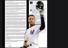 With Derek Jeter's announcement that the 2014 season will be his last, the News looks back at The Captain's career in pinstripes.