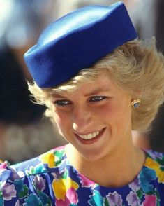 January 31, 1988 Princess Diana at St. Andrew's Cathedral in Sydney, during the royal tour to Australia