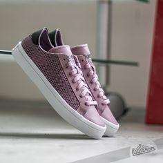 adidas Court Vantage W Blanchpur/ Blanchpur/ Viobla - Footshop