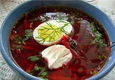 Свекольник холодный, горячий и классический - Все рецепты свекольника